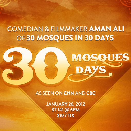 30 Days 30 Mosques